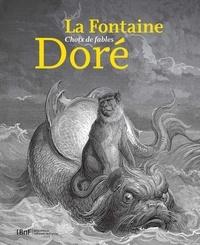 Jean de La Fontaine et Gustave Doré - Choix de fables.