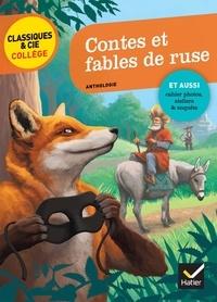 Jean de La Fontaine et Charles Perrault - Contes et fables de ruse.