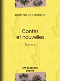 Jean De La Fontaine et Henri de Régnier - Contes et nouvelles - Tome I.