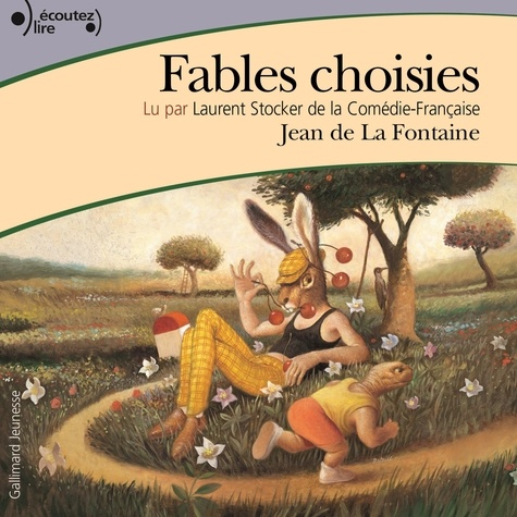 Fables choisies - Format MP3 - 9782075008778 - 8,99 €