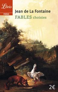 Jean de La Fontaine - Fables choisies.