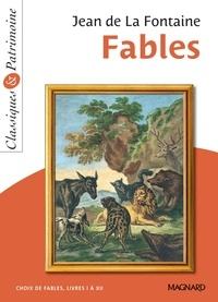Jean de La Fontaine - Fables - Classiques et Patrimoine.