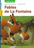 Jean de La Fontaine et Frédéric Pillot - Fables de La Fontaine.