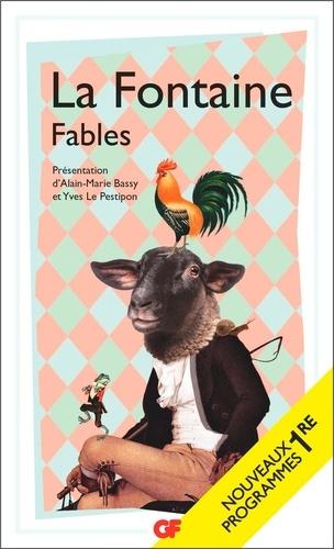 """Fables : Livres VII à XI. Programme nouveau bac 2021 1re. Parcours """"Imagination et pensée au XVIIe siècle"""""""