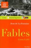 Jean de La Fontaine - Fables - Livres I à VI.