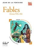 Jean de La Fontaine - Fables - Livres VII à XI.