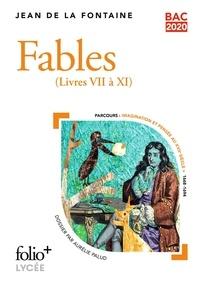 Livre de téléchargement Fables  - Livres VII à XI par Jean de La Fontaine ePub iBook DJVU