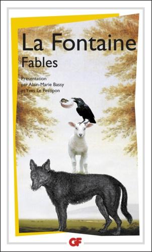Fables - Jean de La Fontaine - Format PDF - 9782081384392 - 2,49 €