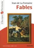 Jean de La Fontaine - Fables - Choix de fables, Livres 1 à 12.