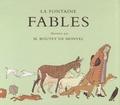 Jean de La Fontaine et Maurice Boutet de Monvel - Fables.