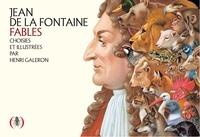 Jean de La Fontaine et Henri Galeron - Fables.