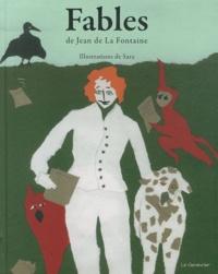 Jean de La Fontaine et  Sara - Fables.
