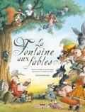 Jean de La Fontaine - La Fontaine aux fables - Trente-six fables de La Fontaine interprétées en bande dessinée.