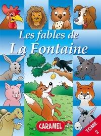 Jean de La Fontaine et Les fables de la Fontaine - Le chêne et le roseau et autres fables célèbres de la Fontaine - Livre illustré pour enfants.