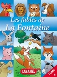 Jean de La Fontaine et Les fables de la Fontaine - Le cheval et le loup et autres fables célèbres de la Fontaine - Livre illustré pour enfants.