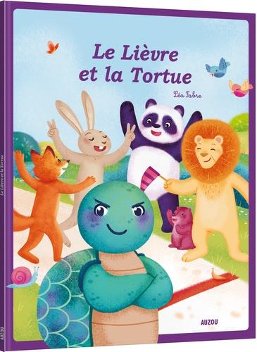 Jean de La Fontaine et Katherine Quénot - Le lièvre et la tortue.