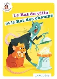 Jean de La Fontaine - Le Rat de ville et le Rat des champs.