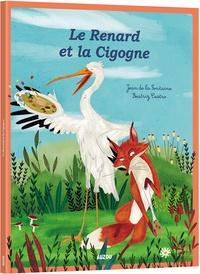 Jean de La Fontaine et Beatriz Castro - Le renard et la cigogne.