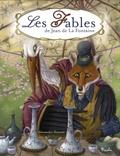 Jean de La Fontaine et Alexandre Honoré - Les fables de Jean de La Fontaine.