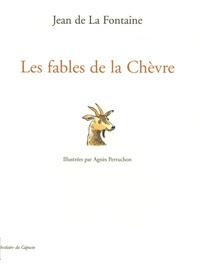 Jean de La Fontaine - Les fables de la Chèvre.