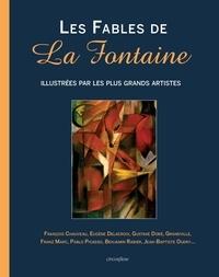 Jean de La Fontaine et François Chauveau - Les Fables de La Fontaine illustrées par les plus grands artistes.