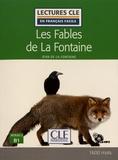Jean de La Fontaine - Les fables de La Fontaine. 1 CD audio MP3