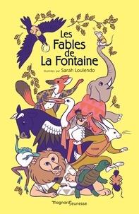 Jean de La Fontaine et Sarah Loulendo - Les fables de La Fontaine.