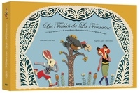 Jean de La Fontaine et Elsa Mora - Les fables de La Fontaine.