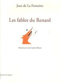 Jean de La Fontaine - Les fables du Renard.