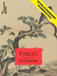 Jean De La Fontaine - Les Fables - Œuvre au programme du nouveau BAC.