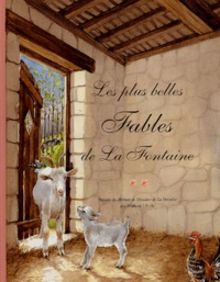 Jean de La Fontaine - Les plus belles Fables de La Fontaine - Tome 2.