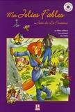 Jean de La Fontaine - Mes Jolies Fables - 14 Fables célèbres-Les animaux des fables. 1 CD audio