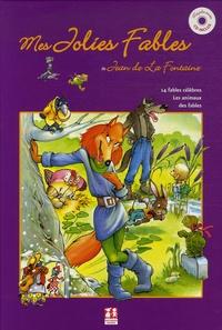 Mes Jolies Fables - 14 Fables célèbres-Les animaux des fables.pdf