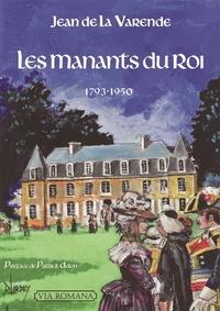 Jean de La Varende - Les manants du roi (1793-1950).