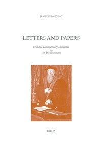 Jean de Langeac - Letters and Papers.