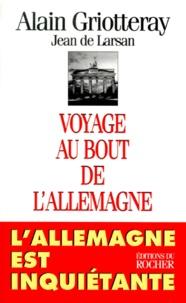 Jean de Larsan et Alain Griotteray - .
