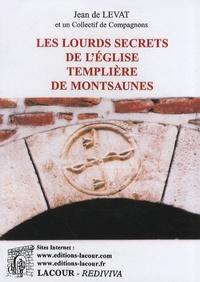 Cjtaboo.be Les lourds secrets de l'église templière de Montsaunes Image