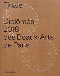 Jean de Loisy - Finale Diplômés 2018 des Beaux-Arts de Paris.