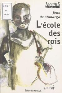 Jean de Monarga - .