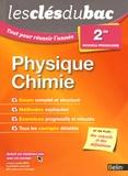 Jean Deguignet et Danielle Fournier - Physique Chimie 2e.
