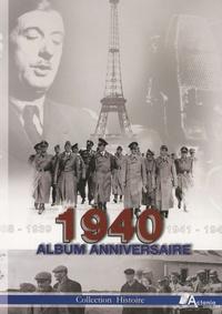 Jean Delahaye et Frédéric Guelton - 1940 - Album anniversaire.