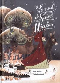 Jean Delberg et Emilie Angebault - La nuit de saint Nicolas.