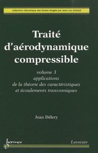Histoiresdenlire.be Traité d'aérodynamique compressible - 3 volumes Image