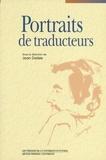 Jean Delisle - Portraits de traducteurs.