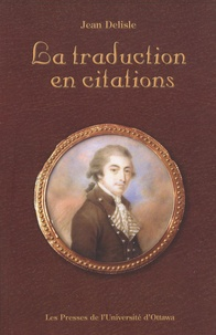 Jean Delisle - Traduction en citations.