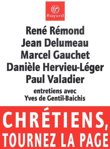 Jean Delumeau et Paul Valadier - .