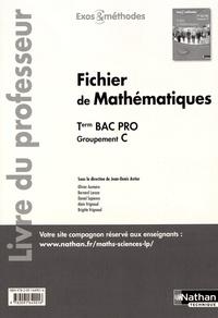 Fichier de mathématiques Tle Bac Pro Groupement C - Livre du professeur.pdf
