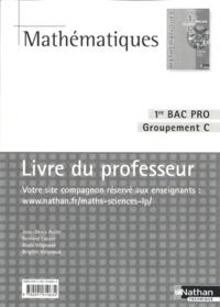 Histoiresdenlire.be Mathématiques 1e Bac Pro Groupement C - Livre du professeur Image