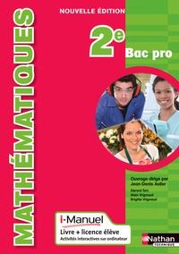 Mathématiques 2nde Bac Pro - I-manuel livre et licence élève.pdf