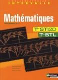 Jean-Denis Astier et Thierry Cuesta - Mathematiques Intervalle Tle STI2D et Tle STL - Programme 2012.